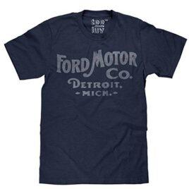 Tee Luv Ford Motor CO. Detroit Michigan Men's T-Shirt