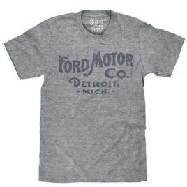 Ford Motor Company   Big & Tall Soft Touch Tee